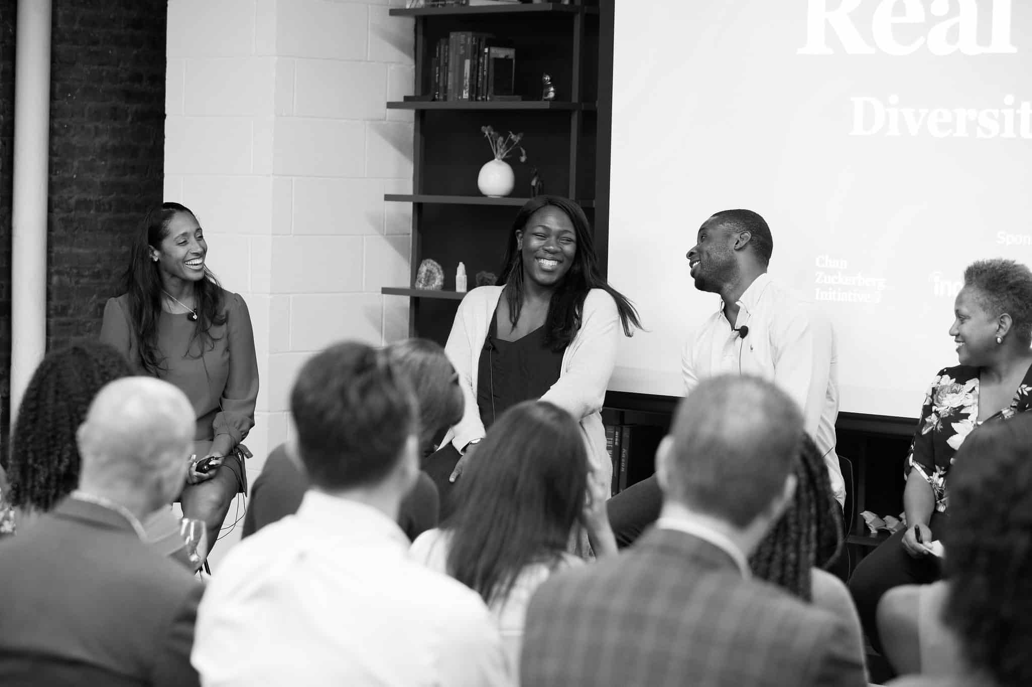 """Real Talk: Diversity in Tech"" Highlights the Need To Go Beyond Diversity and Inclusion Programs in Tech"