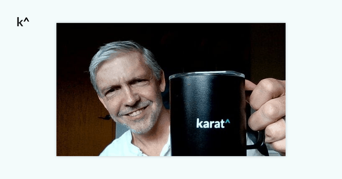Bill Kramer joins Karat as VP of Marketing to grow the Interview Engineering category