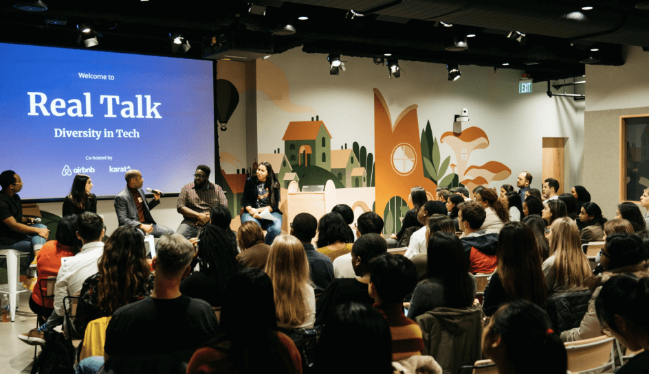 Real Talk Diversity in Tech with Airbnb