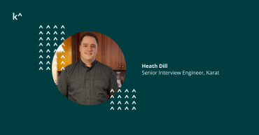 Senior Interview Engineer, Heath Dill, talks about how to uplevel the technical interview candidate experience