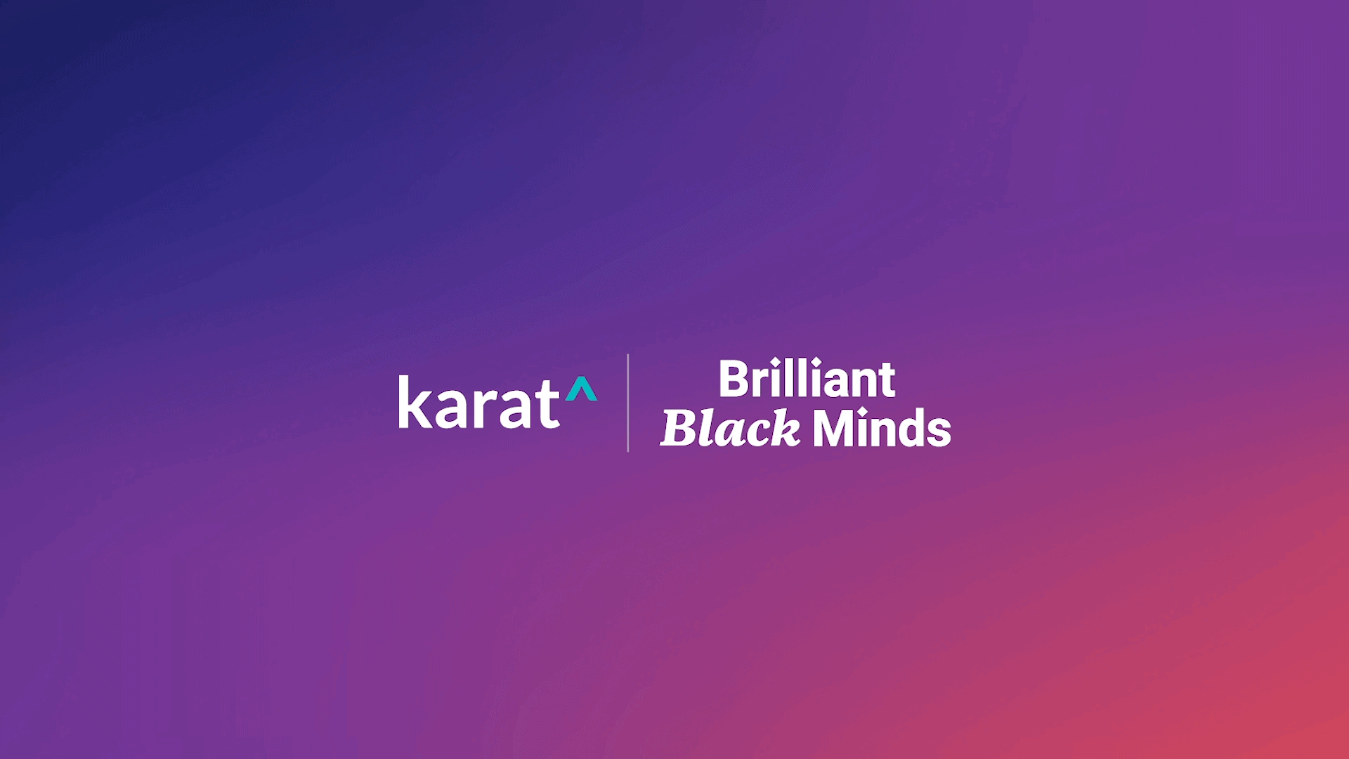 """Karat Launches """"Brilliant Black Minds"""" to Unlock Opportunities for Black Software Engineers"""