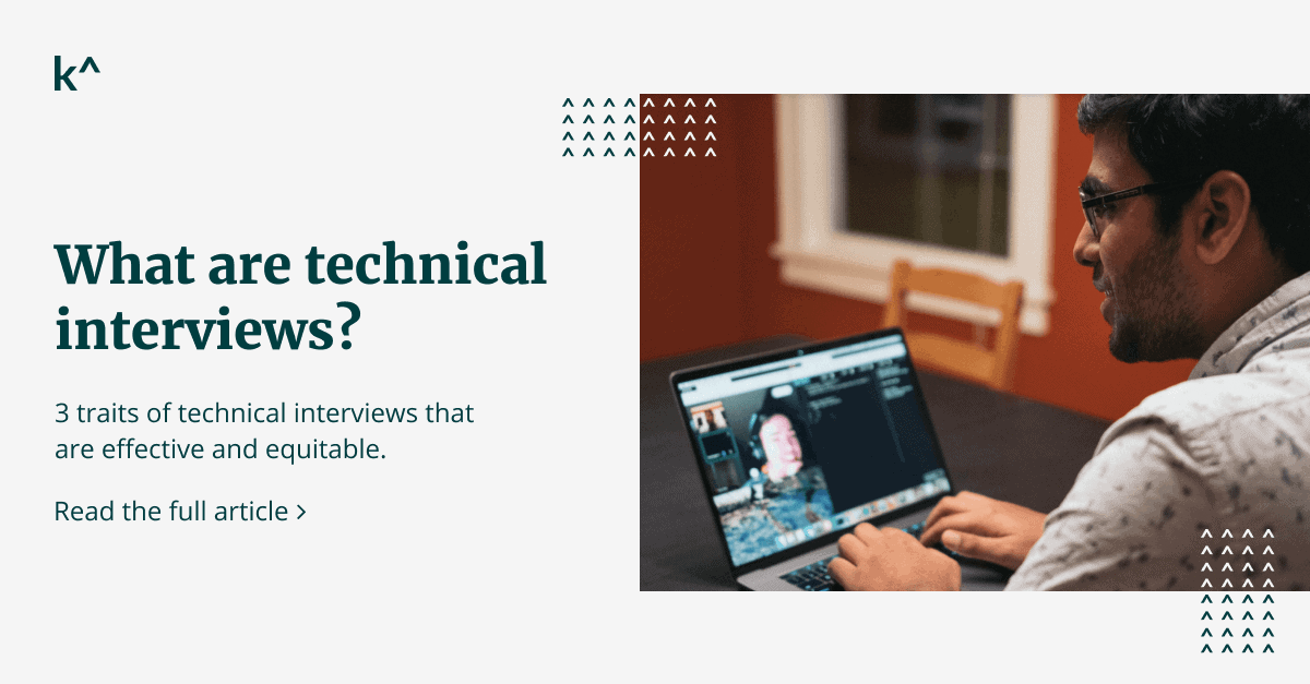 What are technical interviews? Formats, structure, and common traits